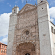 Church of St. Paul in Valladolid, Spain — Stock Photo