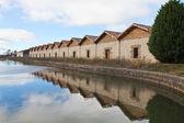 Channel of Castilla y León — Foto de Stock