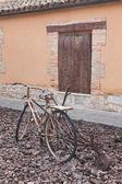 Stary rower — Zdjęcie stockowe