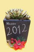 Happy 2012 — Stock Photo