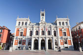 Town Hall of Valladolid — Stock Photo