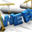 Foto de Stock  : Web design