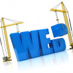 Web building — Stock Photo