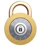 Combination lock — Stock Photo