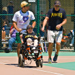 Miracle League Softball — Stock Photo #10085079