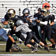Junior League Football - Stockfoto