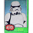 Stock Photo: Original Star Wars Card Soldier of Evil