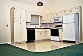 家庭での小さなキッチン — ストック写真