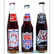 Collectable Cola Bottles — Stock Photo