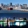Stock Photo: Montreal Panorama