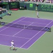 Sony Ericsson Open in Miami, Florida — Stock Photo