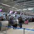 Bangkok airport — Stock Photo #10158131