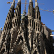SagradFamiliin Barcelona — Photo #8300921