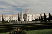 Mosteiro dos Jeronimos, Lisbon, Portugal — Stock Photo
