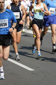 Marathon — Foto Stock