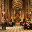 St. Stephen's Cathedral in Vienna — Stockfoto #8521001