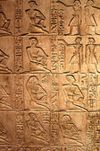 Hieroglyphics — Foto de Stock