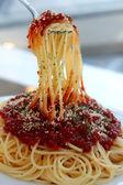 Spaghetti — Stock Photo