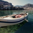 Stock Photo: Boat in Sicily