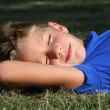 Stock Photo: Boy in park
