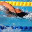 Swimming — Stock Photo
