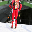 Stock Photo: Biathlon