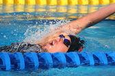 Swimming — Stock Photo