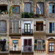 Stock Photo: Windows from Sicily
