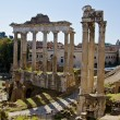 Stock Photo: RomForum in Rome, Italy