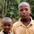 Rwanda boy — Stock Photo