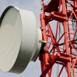 Communication antenna — Stock Photo