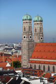 Frauenkirche in Munich, Germany — Stockfoto