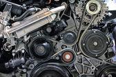 Car engine — Stock Photo
