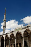 Sultan Ahmed Mosque — Stock fotografie