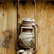 Stock Photo: Antique lantern