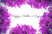 Happy mothers day — Stockfoto