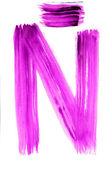 ñ letter — ストック写真