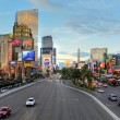 Las Vegas Strip, United States — Stock Photo #10265429
