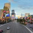 Las Vegas Strip, United States — Stock Photo #10265429