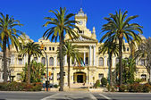 City Council of Malaga, Spain — Stock Photo