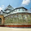 Stock Photo: Palacio de Cristal, Madrid