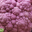 Purple cauliflower — Stock Photo #10279283