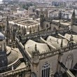 Seville Cathedral — Stock Photo #10279397
