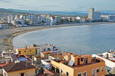 Peniscola, Valencia, Spain — Stock Photo