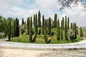 Bosque del recuerdo, madrid — Foto de Stock