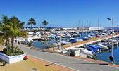 Puerto Deportivo de Marbella, Spain — Stock Photo