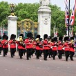 Foot Guards in London, United Kingdom — Stock Photo #8041299
