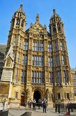 Westminster Palace, London, United Kingdom — Stock Photo