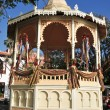 Bandstand in Tenerife, Canary Islands, Spain - 图库照片