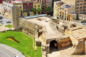 Roman circus in Tarragona, Spain — Stock Photo